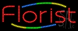 Florist Animated LED Sign