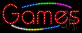 Games Animated LED Sign