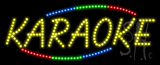 Karaoke Animated LED Sign