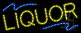 Liquor Animated LED Sign
