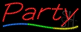 Party Animated LED Sign
