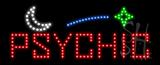 Psychic Animated LED Sign