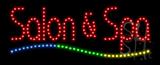 Salon and Spa Animated LED Sign