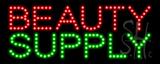Beauty Supply LED Sign