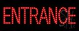 Entrance LED Sign