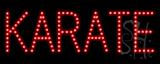 Karate LED Sign