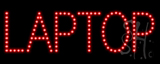 Laptop LED Sign