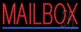 Mailbox LED Sign