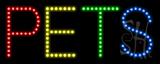 Pets LED Sign