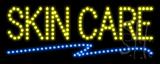 Skin Care LED Sign