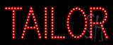 Tailor LED Sign