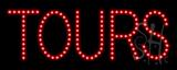 Tours LED Sign