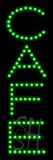 Caf� LED Sign