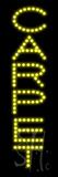 Carpet LED Sign