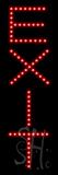 Exit LED Sign
