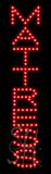 Mattress LED Sign