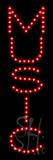 Music LED Sign