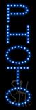 Photo LED Sign