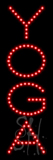 Yoga LED Sign