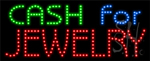 Cash for Jewelry LED Sign