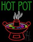 Hot Pot LED Sign