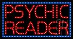 Psychic Reader LED Sign