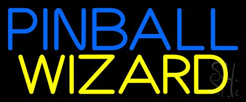 Stylish Pinball Wizard 2 Neon Sign