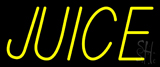 Yellow Juice Neon Sign