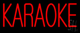 Karaoke Neon Sign
