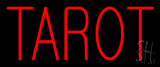 Red Tarot Neon Sign