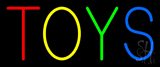 Multicolored Toys Neon Sign