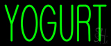 Green Yogurt Neon Sign