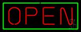 Open GR LED Neon Sign