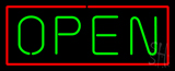 Open RG LED Neon Sign