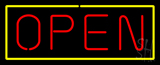 Open YR LED Neon Sign