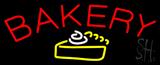 Bakery Logo Neon Sign