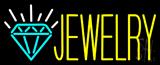 Jewelry Logo Block Neon Sign
