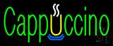 Green Cappuccino Neon Sign