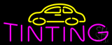 Car Tinting Neon Sign