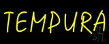 Yellow Tempura Neon Sign