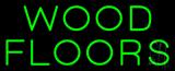 Wood Floors Neon Sign