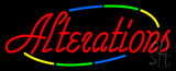 Deco Style Alterations Neon Sign