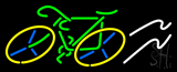Logo Bicycle Neon Sign