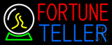 Fortune Teller Block Neon Sign