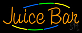Orange Juice Bar Neon Sign