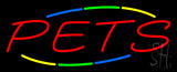 Deco Style Pets Neon Sign
