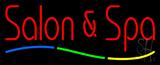 Salon and Spa Neon Sign