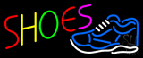 Shoes Logo Neon Sign