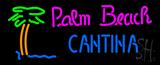 Palm Beach Cantina LED Neon Sign