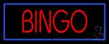 Bingo LED Neon Sign